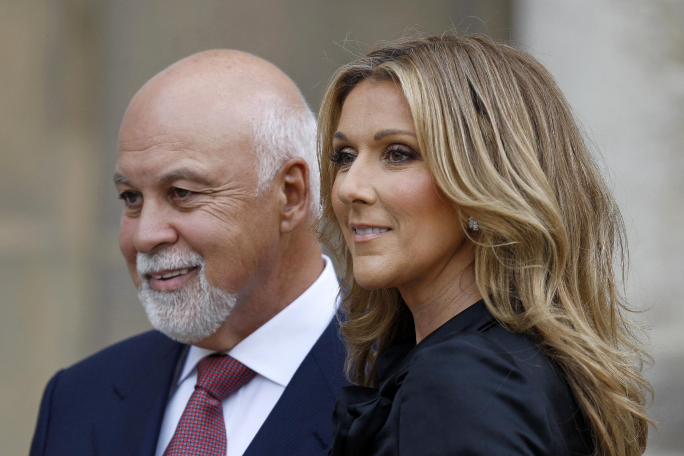 Celine Dion's husband Rene Angelil dies of cancer