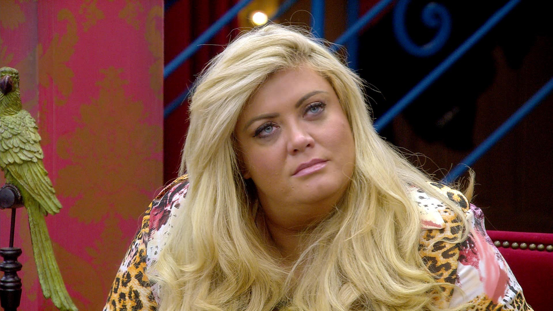 Gemma Collins removed from Celebrity Big Brother house after cutting finger