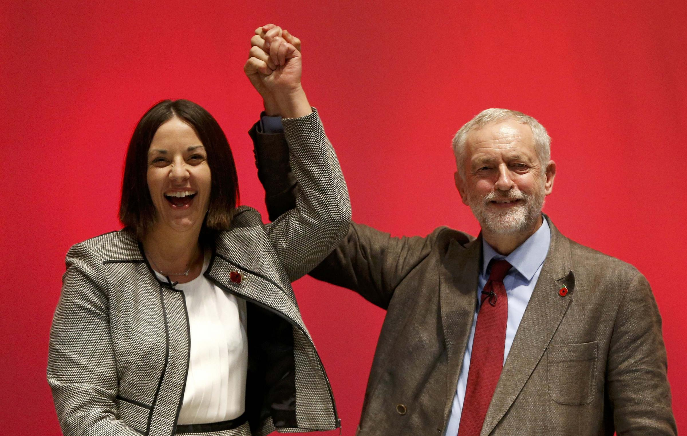 Kezia Dugdale steps down as leader of Scottish Labour
