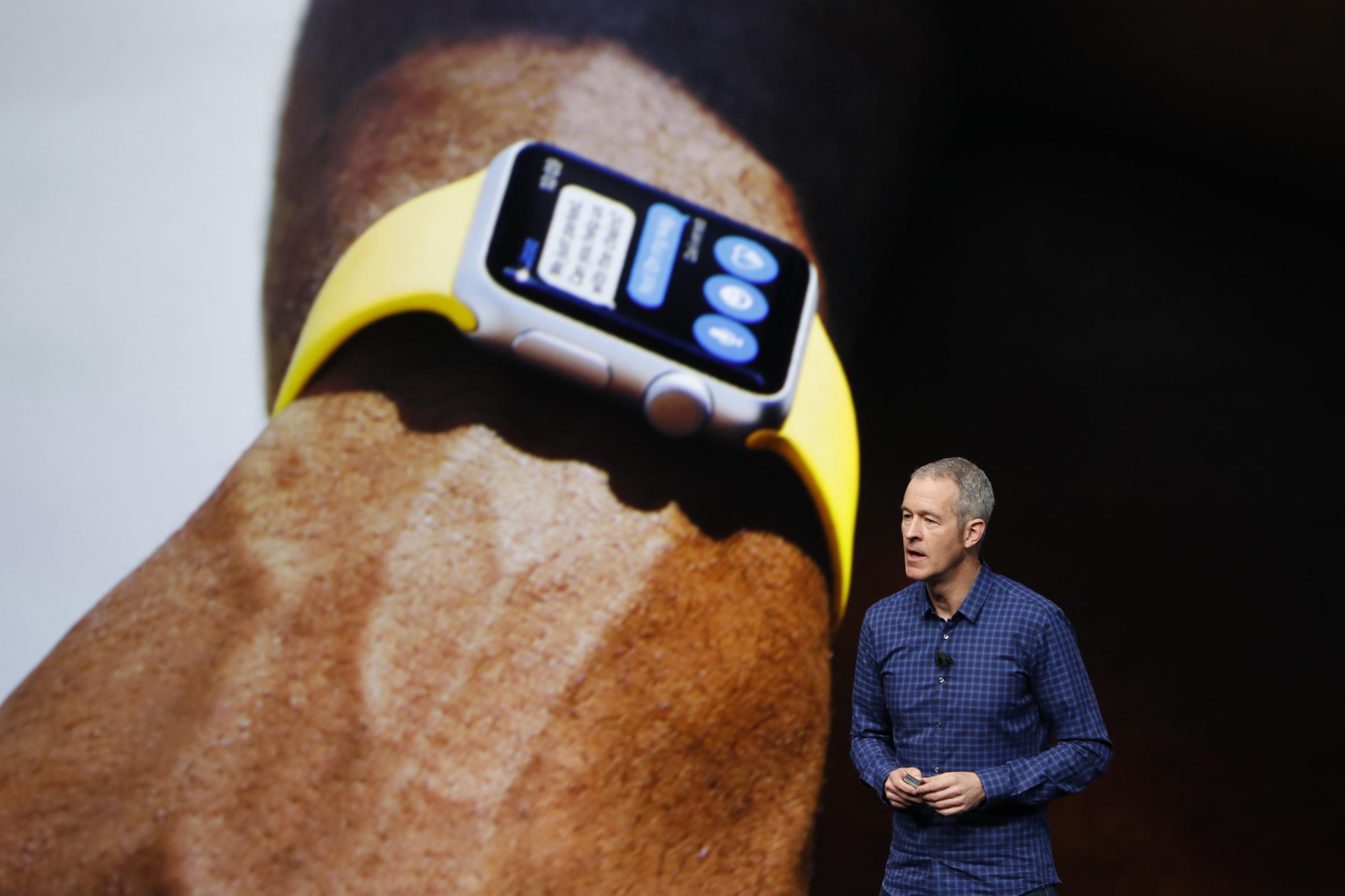 Apple makes splash with waterproof iPhones