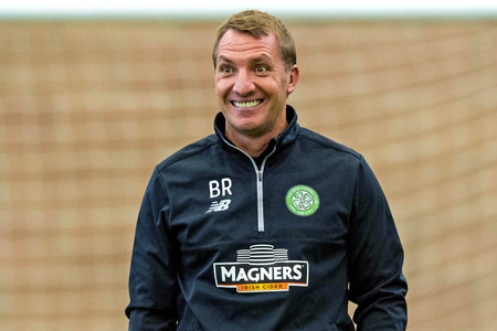 Pressure not heightened for Old Firm match, insists Celtic boss Rodgers