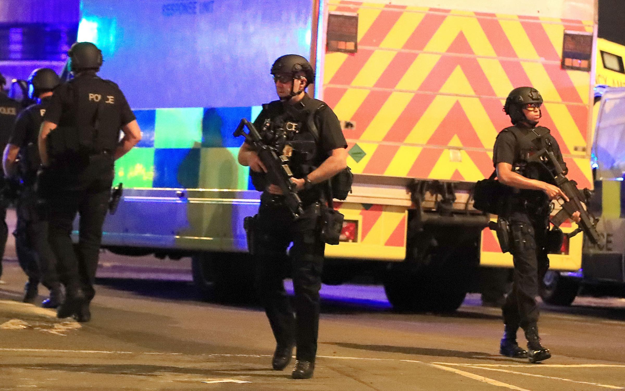 Did US media spoil the British investigation into the Manchester attack?