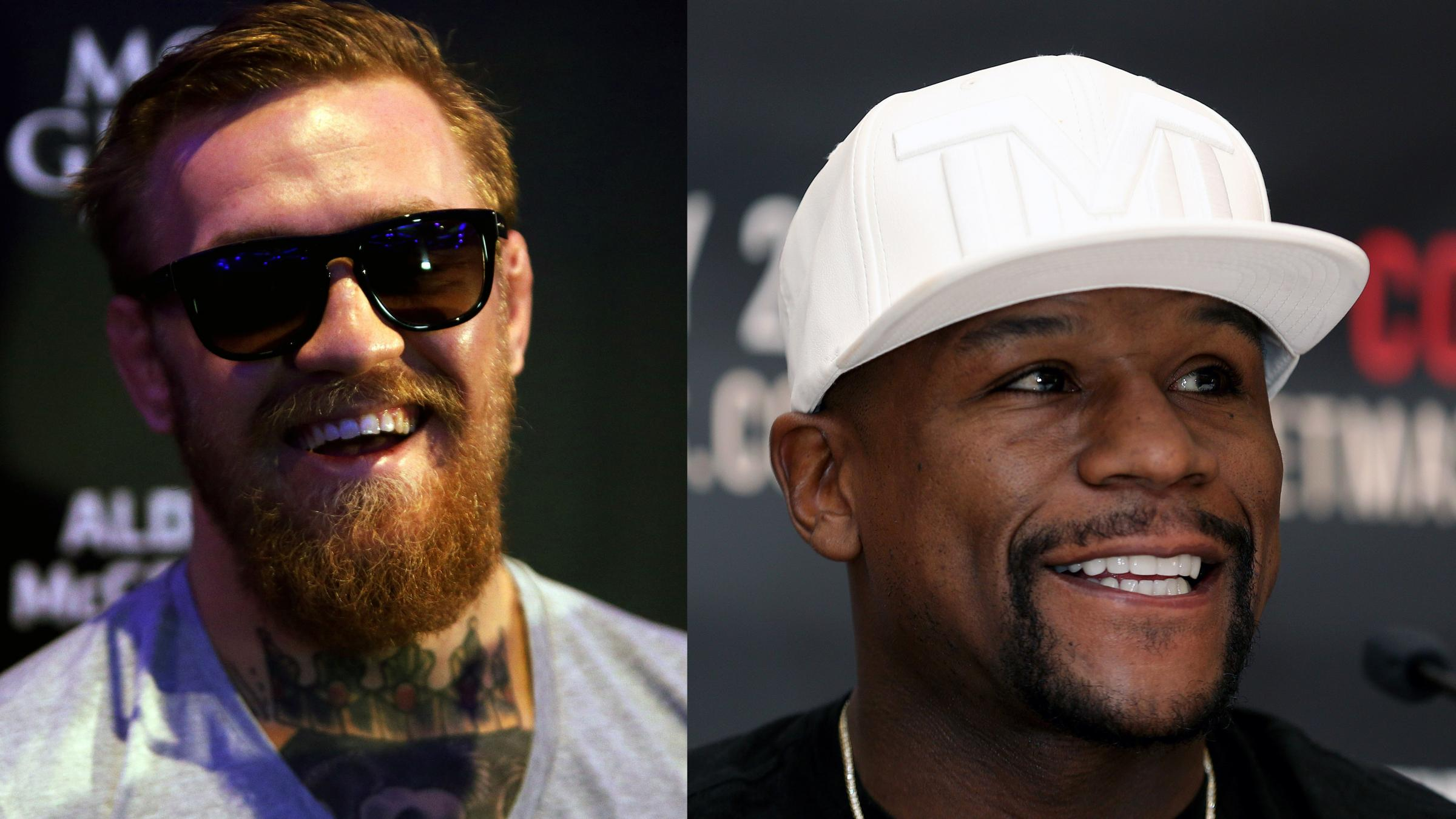 Conor McGregor - Floyd Mayweather is Official, Dana White Reveals Details