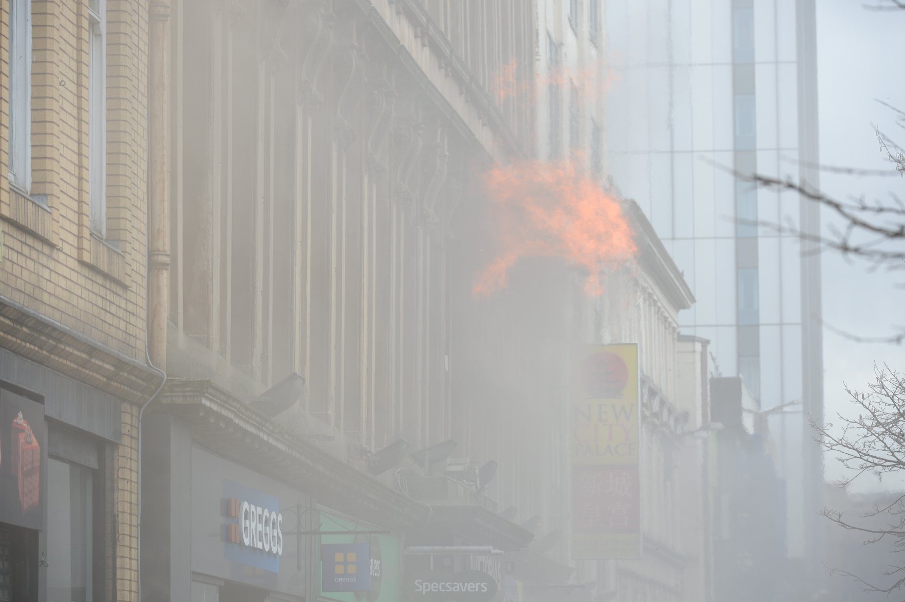 Victoria's nightclub manager 'devastated' after Sauchiehall Street fire in Glasgow