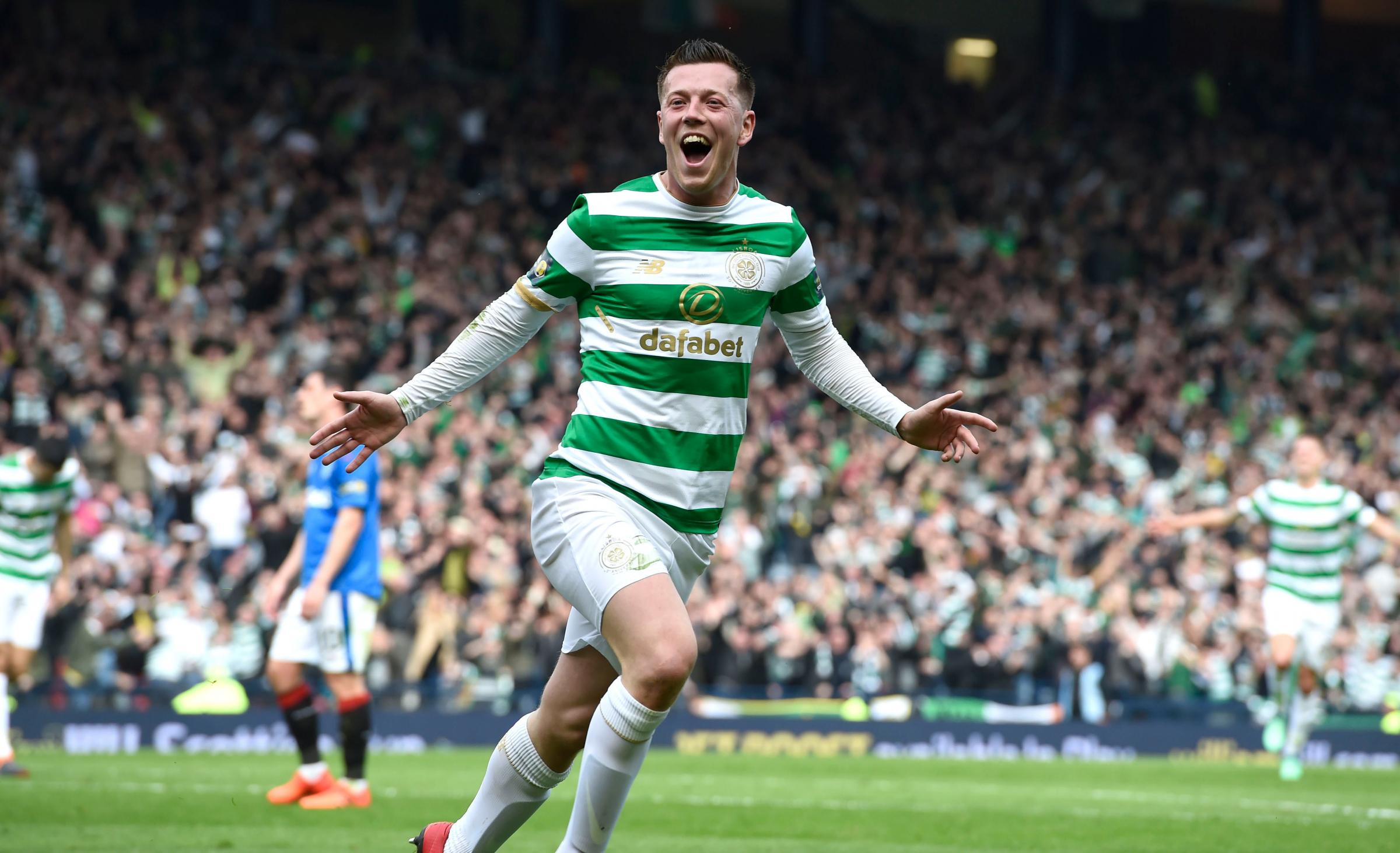 Brendan Rodgers delights in 'comprehensive' Celtic win over Rangers