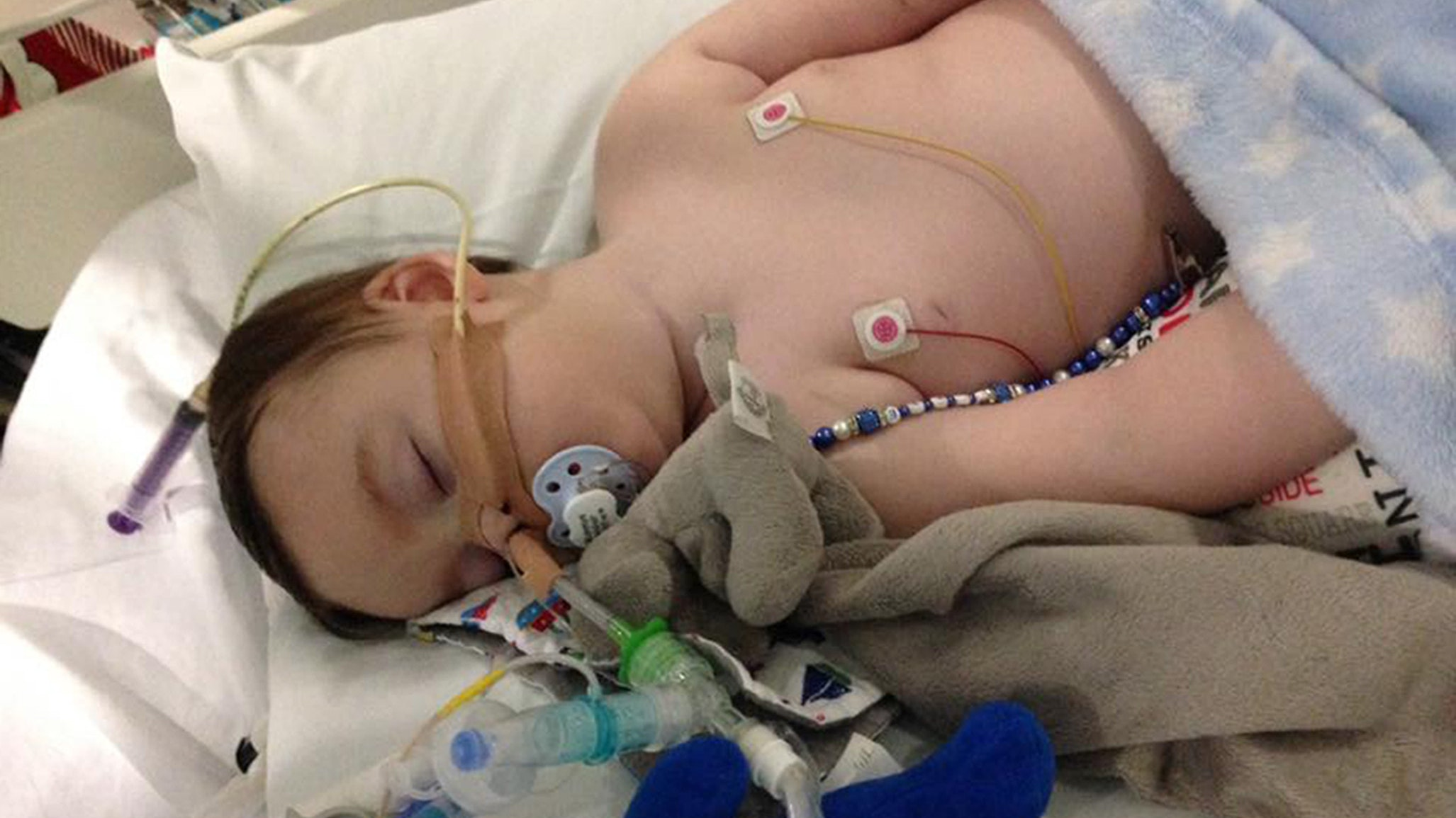 Toddler's parents want to take him home from Alder Hey