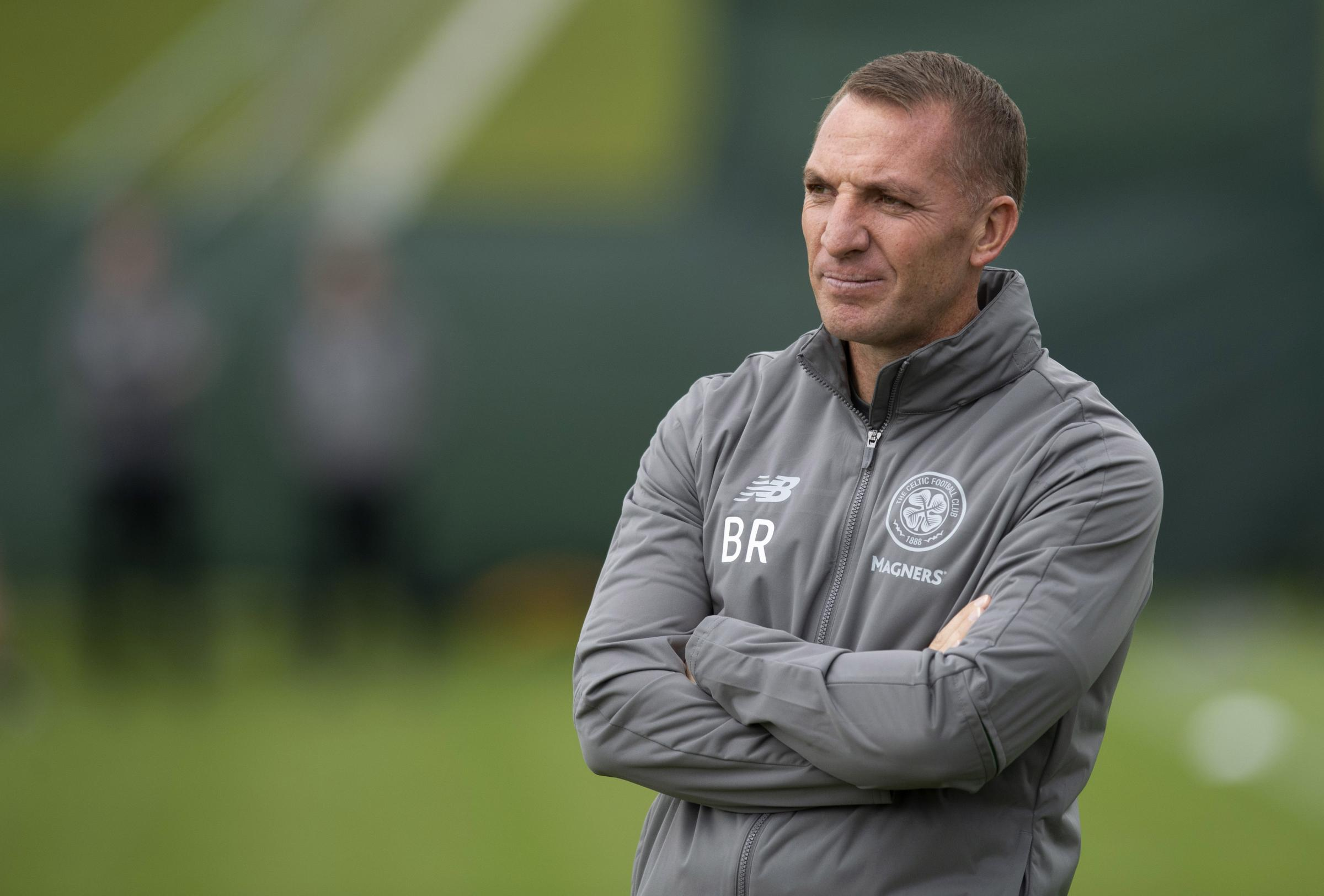 Brendan Rodgers confident Celtic can win in Greece