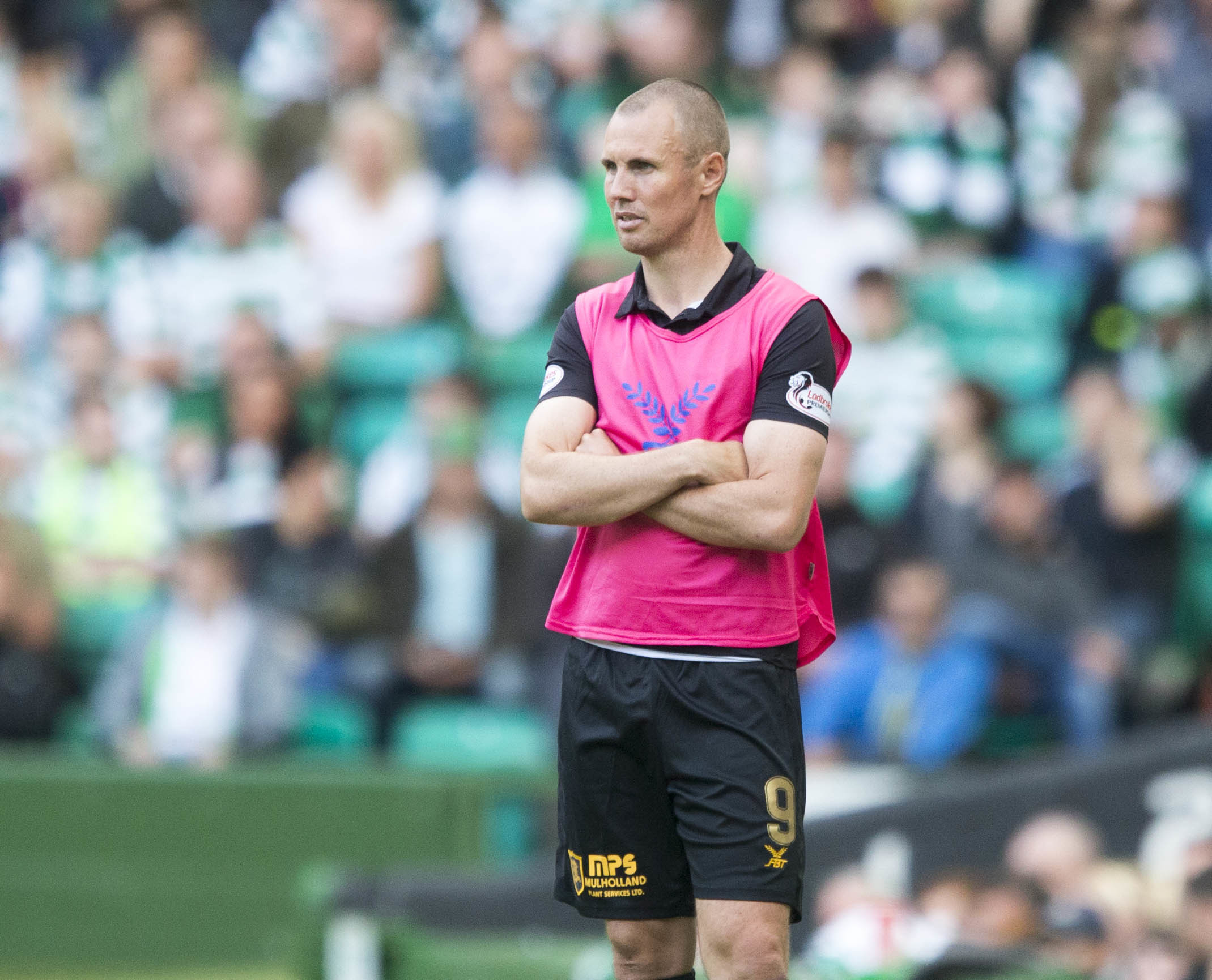 Kenny Miller leaves Livingston after two months in charge