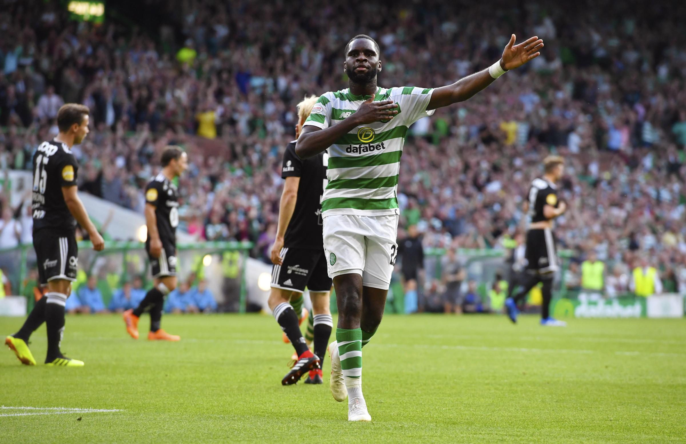 Rogic on the scoresheet as Celtic thrash Hibs