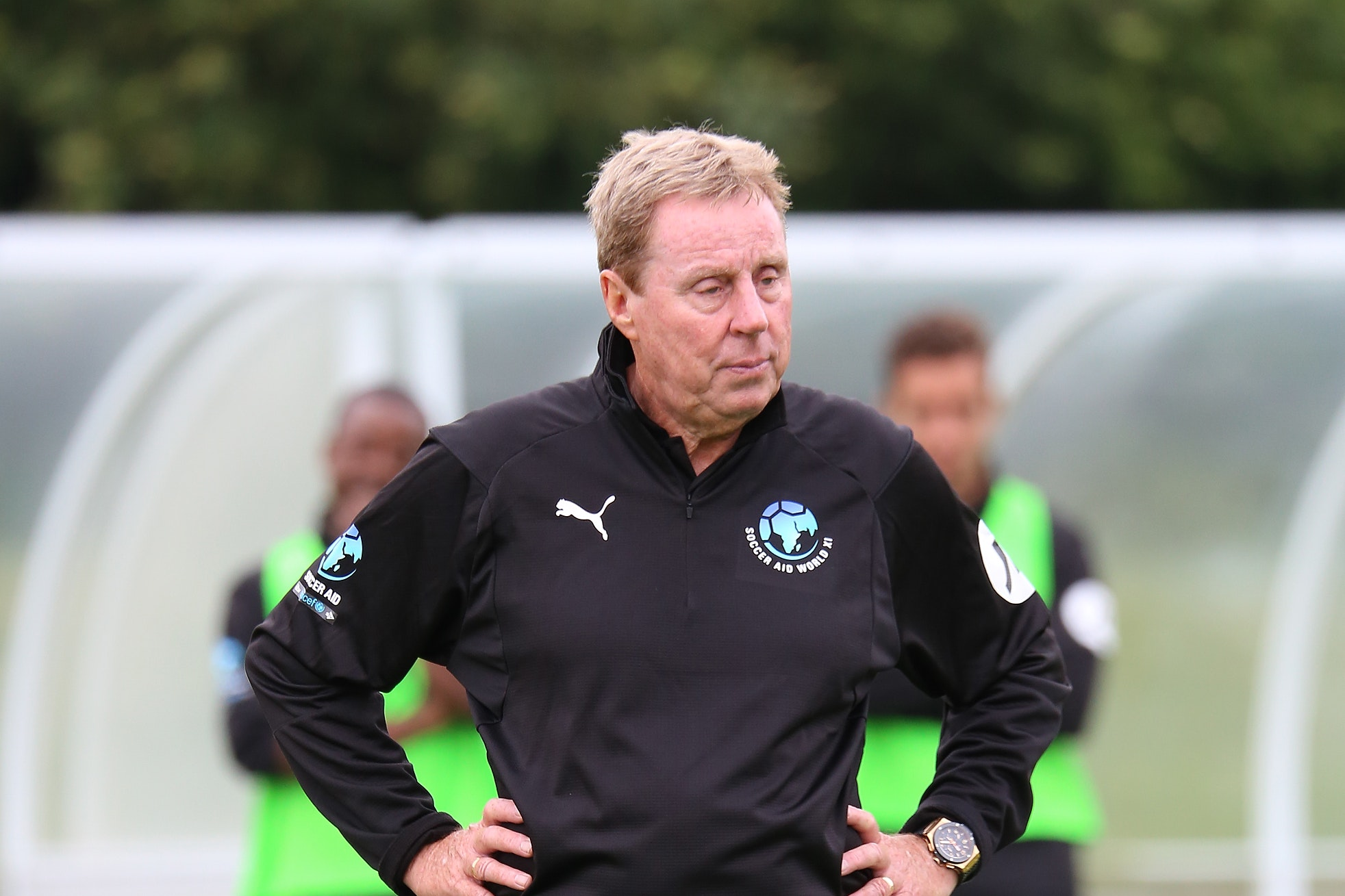 When I'm a Celebrity victor Harry Redknapp played for AP Leamington