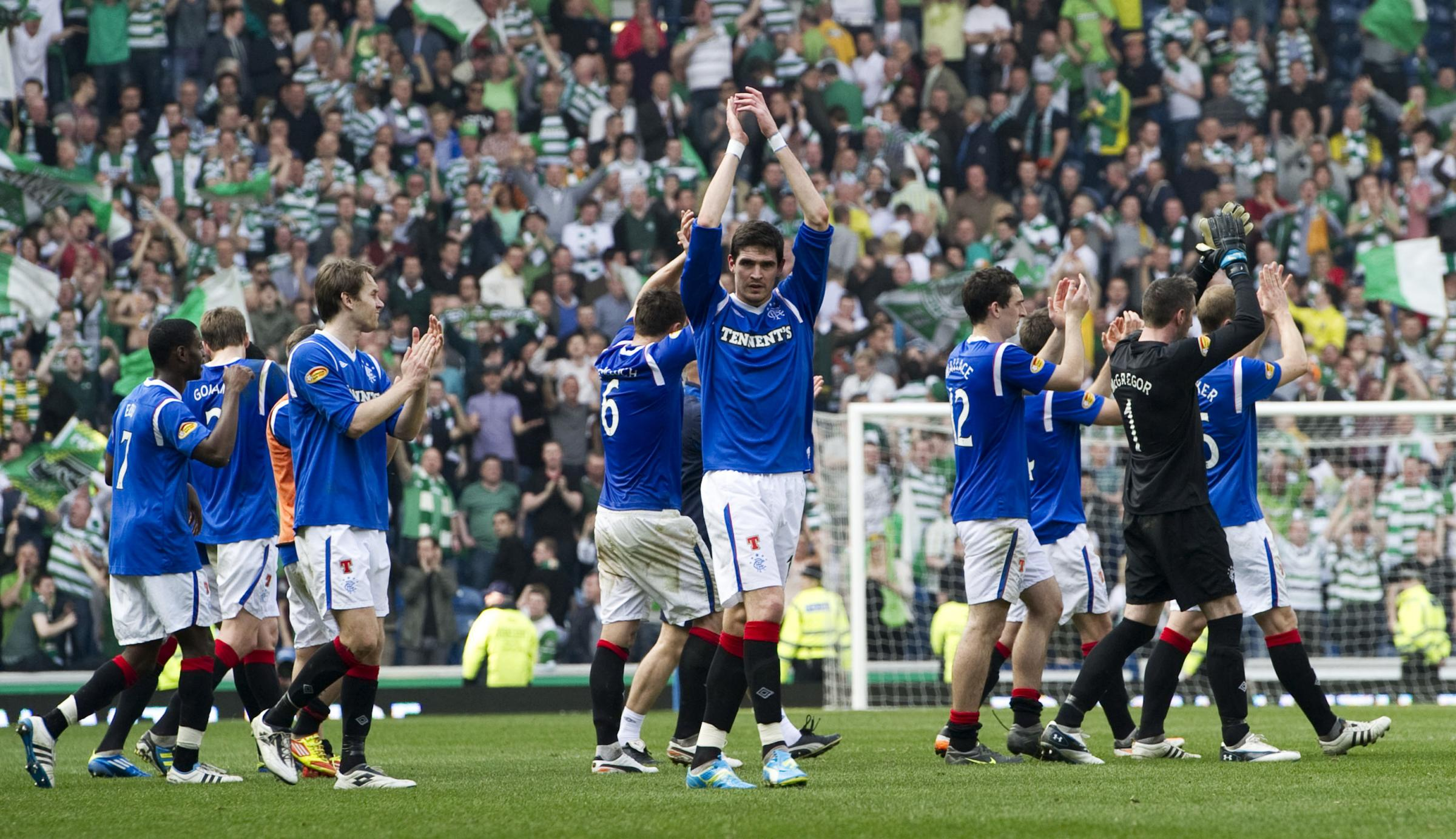 Rangers 1 Celtic 0: Gerrard's men win Old Firm derby